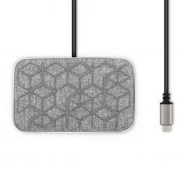 Moshi - Symbus Q kompakt USB-C dokkoló vezeték nélküli töltővel