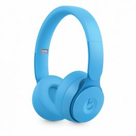 Beats – Solo Pro Wireless zajszűrős fejhallgató – More Matt Collection – világoskék