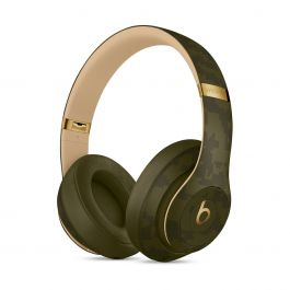 Beats – Studio3 Wireless fejhallgató – Beats Camo Collection – erdőzöld