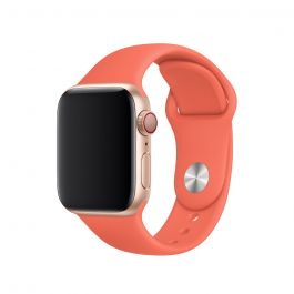 Apple – 40 mm-es klementinszínű sportszíj