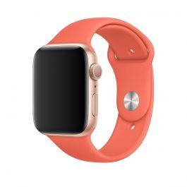 Apple –44 mm-es klementinszínű sportszíj