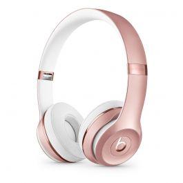 Beats – Solo3 Wireless fejhallgató – rozéarany