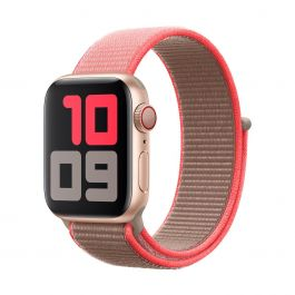 Apple – 40 mm-es neonpink sportpánt