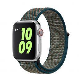 Apple – 40 mm-es hiperbíbor-neptunzöld Nike sportpánt