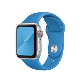 Apple – 40 mm-es hullámkék sportszíj