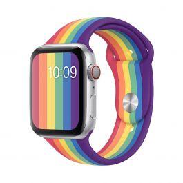 Apple – 44 mm-es Pride Edition sportszíj