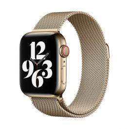 Apple – 40 mm-es aranyszínű milánói szíj