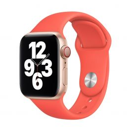 Apple – 40 mm-es pink citrus sportszíj