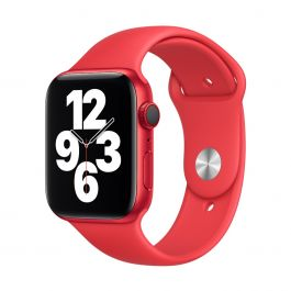 Apple – 44 mm-es (PRODUCT)RED sportszíj