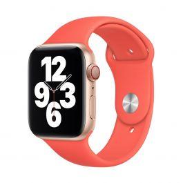 Apple –  44 mm-es pink citrus sportszíj – S/M és M/L