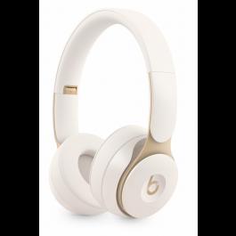 Beats – Solo Pro Wireless zajszűrő fejhallgató – elefántcsontszín