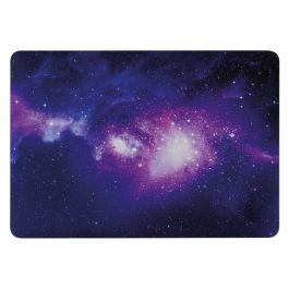 "EPICO – Shell Cover MacBook Pro 13"" kemény tok – lila galaxis"