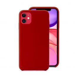 EPICO – iPhone 11 szilikontok - piros (Guarantee program)