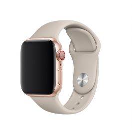 Apple – 40 mm-es kavicsszürke sportszíj