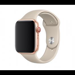 Apple – 44 mm-es, kavicsszürke sportszíj