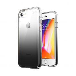 Speck – Presidio2 Perfect Clear + Ombre iPhone SE (2020) tok –fekete átmenettel