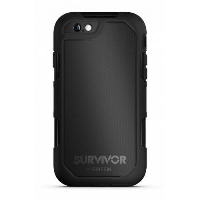 Griffin Survivor Summit for iPhone 6, 6s - Black