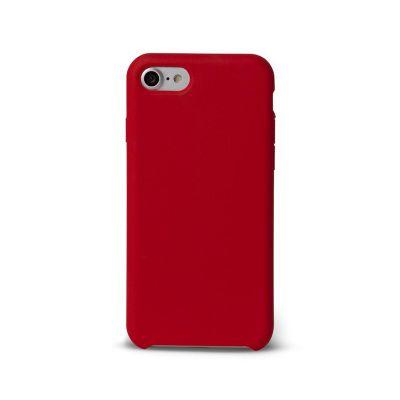 EPICO - Silicone  iPhone 7 Plus/8 Plus tok - Piros