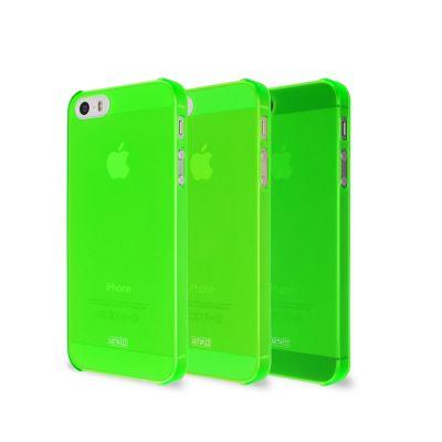 Artwizz Rubber Clip iPhone 5/5S - Green