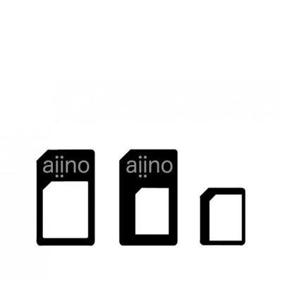 Aiino - Nano és Micro Sim Adapterek
