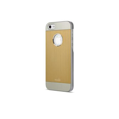 Moshi - iGlaze Armour - Metal iPhone 5/5s tok fémtok - bronz