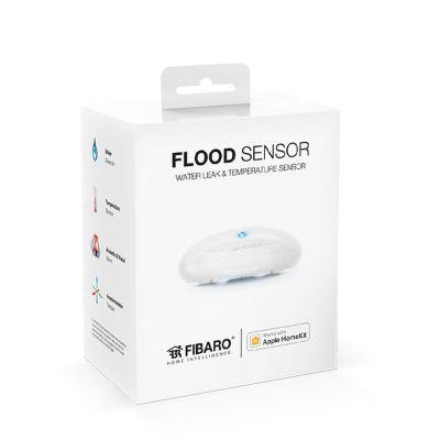Fibaro - Vízszivárgás érzékelő