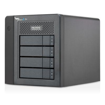 Promise - Pegasus2 R4 8 TB-os (4 x 2 TB-os) Thunderbolt 2 RAID-rendszer