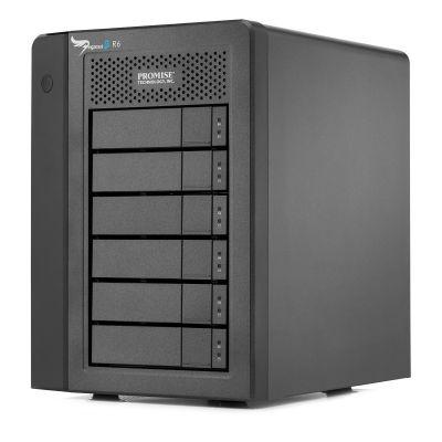 PROMISE Pegasus2 R6 12 TB-os (6 x 2 TB-os) Thunderbolt 2 RAID-rendszer