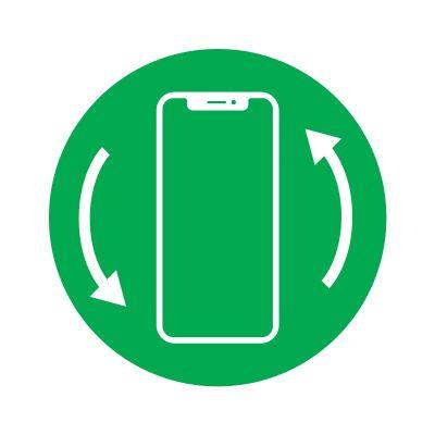 iPhone Green szolgáltatáscsomag - iPhone X