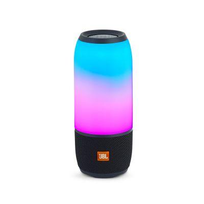 JBL - Pulse 3 Hordozható Bluetooth Hangszóró - Fekete