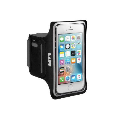 LAUT - Elite-LD iPhone 5/5s/SE sport karpánt - Fekete