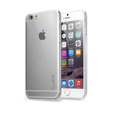 LAUT - Slim iPhone 6/6s Plus tok - Átlátszó