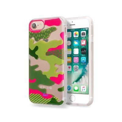 Laut - POP-CAMO iPhone 7 tok - Tropical