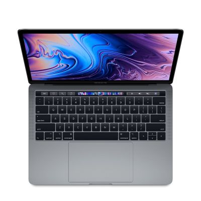 "MacBook Pro 13"" Touch Bar/QC i5 2.3GHz/8GB/256GB SSD/Intel Iris Plus Graphics 655/Space Grey - HUN KB"