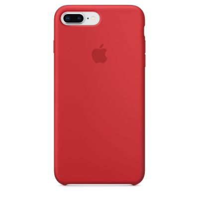 Apple - iPhone 8 Plus/7 Plus szilikontok – (PRODUCT)RED