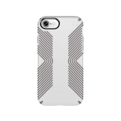 Speck - Presidio Grip iPhone 7 Tok - Fehér/Hamuszürke