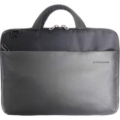 "Tucano - Dark Slim MacBook táska 12"" és Pro Retina 13""-hoz - Fekete"