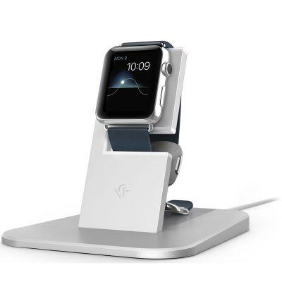 TwelveSouth - HiRise Apple Watch állvány - Ezüst