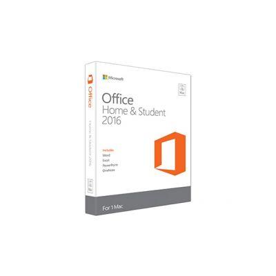 Microsoft Office Mac Otthoni és diákverzió 2016