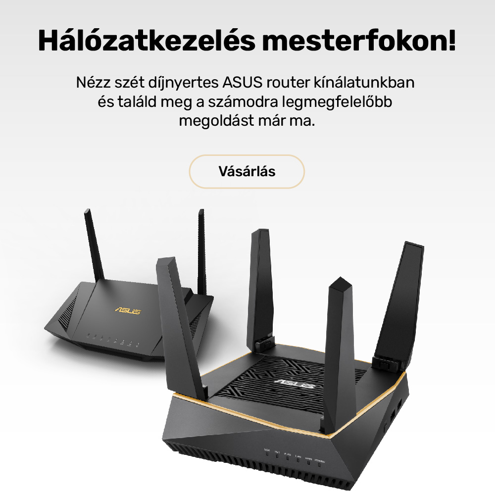 ASUS routerek