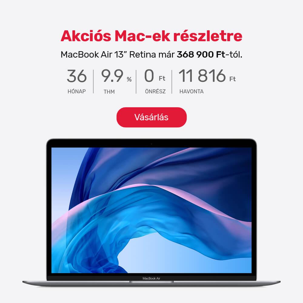Akciós Mac modellek