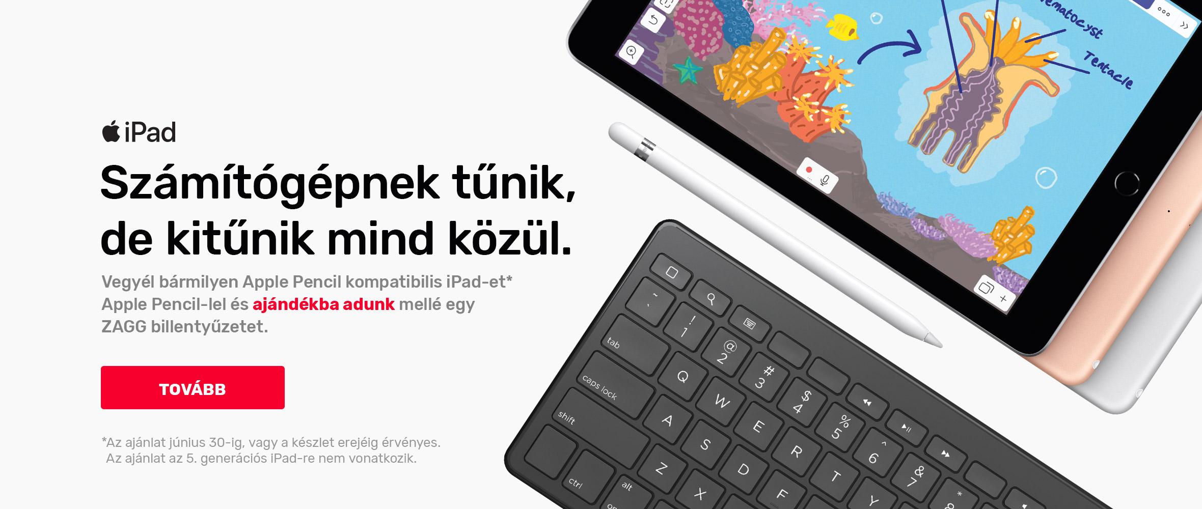 iPad Ajánlat