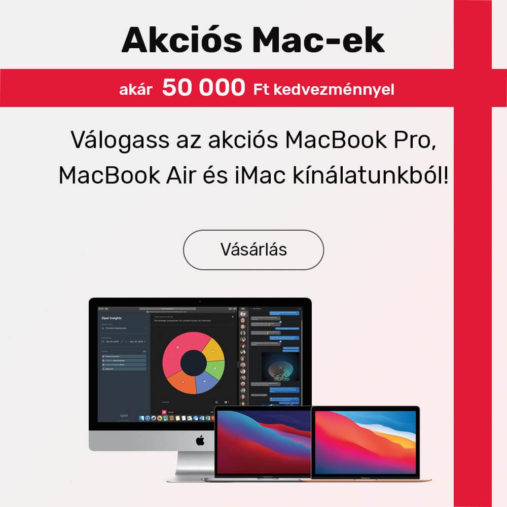 Akciós Mac