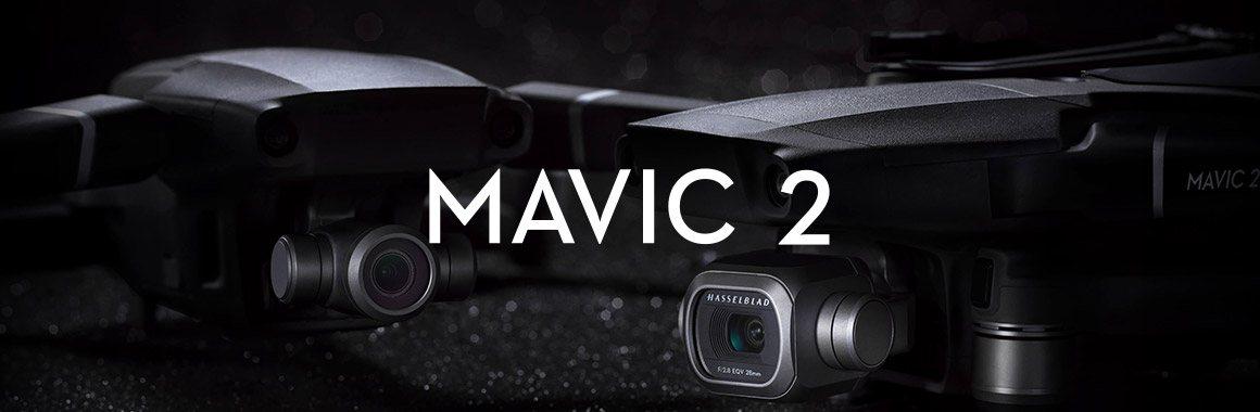 DJI Mavic 2 | Lásd nagyobb képben a világot!