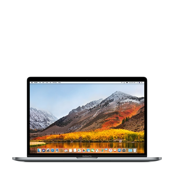MacBook Pro 15-inch Touch Bar és Touch ID (2017)